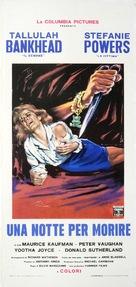 Fanatic - Italian Movie Poster (xs thumbnail)