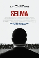 Selma - Theatrical movie poster (xs thumbnail)
