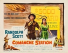 Comanche Station - Movie Poster (xs thumbnail)