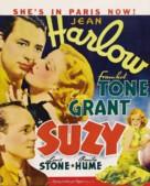 Suzy - Movie Poster (xs thumbnail)