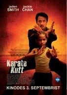 The Karate Kid - Estonian Movie Poster (xs thumbnail)