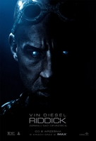 Riddick - Polish Movie Poster (xs thumbnail)