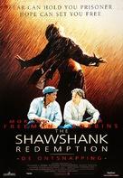 The Shawshank Redemption - Dutch Movie Poster (xs thumbnail)