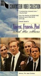 Vincent, François, Paul... et les autres - VHS cover (xs thumbnail)