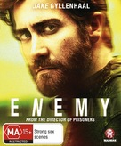 Enemy - Australian Blu-Ray movie cover (xs thumbnail)