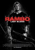 Rambo: Last Blood - Finnish Movie Poster (xs thumbnail)