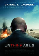 Unthinkable - Dutch Movie Poster (xs thumbnail)