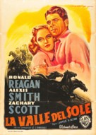 Stallion Road - Italian Movie Poster (xs thumbnail)