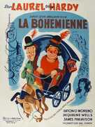 The Bohemian Girl - French Movie Poster (xs thumbnail)