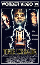 The Chair - German VHS movie cover (xs thumbnail)