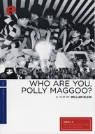 Qui êtes-vous, Polly Maggoo? - DVD cover (xs thumbnail)
