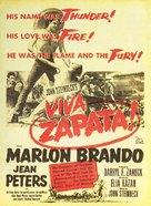 Viva Zapata! - Movie Poster (xs thumbnail)
