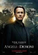 Angels & Demons - Italian Movie Poster (xs thumbnail)