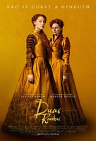 Mary Queen of Scots - Brazilian Movie Poster (xs thumbnail)