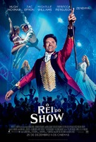 The Greatest Showman - Brazilian Movie Poster (xs thumbnail)