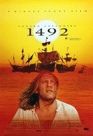 1492: Conquest of Paradise - Australian Movie Poster (xs thumbnail)