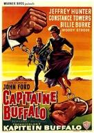 Sergeant Rutledge - Belgian Movie Poster (xs thumbnail)