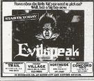 Evilspeak - poster (xs thumbnail)