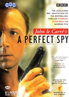 A Perfect Spy - Swedish DVD movie cover (xs thumbnail)