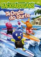 """The Backyardigans"" - Brazilian DVD movie cover (xs thumbnail)"