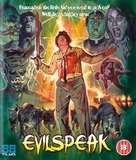 Evilspeak - British Movie Cover (xs thumbnail)