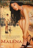 Malèna - Hungarian poster (xs thumbnail)