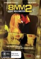 8MM 2 - Australian DVD movie cover (xs thumbnail)