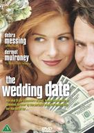 The Wedding Date - Danish DVD cover (xs thumbnail)