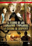Tempelriddernes skat III - Spanish Movie Cover (xs thumbnail)