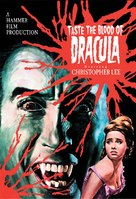 Taste the Blood of Dracula - DVD movie cover (xs thumbnail)