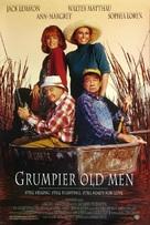 Grumpier Old Men - Movie Poster (xs thumbnail)