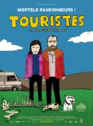 Sightseers - French Movie Poster (xs thumbnail)
