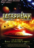 Laserhawk - French DVD movie cover (xs thumbnail)