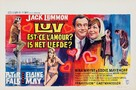 Luv - Belgian Movie Poster (xs thumbnail)