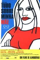 Todo sobre mi madre - Brazilian Movie Poster (xs thumbnail)