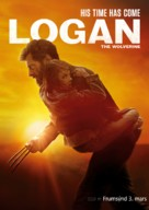 Logan - Icelandic Movie Poster (xs thumbnail)