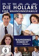 The Hollars - German DVD cover (xs thumbnail)
