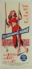 Screaming Mimi - Australian Movie Poster (xs thumbnail)