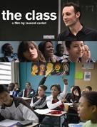 Entre les murs - Canadian Movie Poster (xs thumbnail)
