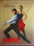 Carmen - French Movie Poster (xs thumbnail)