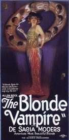 The Blonde Vampire - Movie Poster (xs thumbnail)
