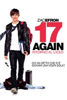 17 Again - Italian Movie Cover (xs thumbnail)