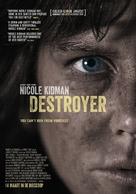Destroyer - Dutch Movie Poster (xs thumbnail)