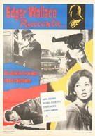 """The Edgar Wallace Mystery Theatre"" - Italian Movie Poster (xs thumbnail)"