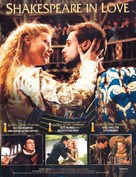 Shakespeare In Love - For your consideration movie poster (xs thumbnail)