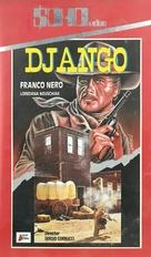 Django - Spanish VHS movie cover (xs thumbnail)