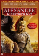 Alexander - DVD movie cover (xs thumbnail)