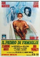 Il padre di famiglia - Italian Movie Poster (xs thumbnail)