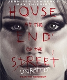House at the End of the Street - Blu-Ray cover (xs thumbnail)