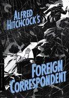 Foreign Correspondent - DVD movie cover (xs thumbnail)
